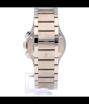 Hublot Horloge Classic Fusion 45 mm Chronograph Titanium Opalin Bracelet 521.NX.2610.NX