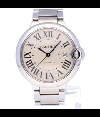 Cartier Horloge Ballon Bleu 42 mm W69012Z4OCC