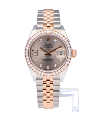 Rolex Horloge Oyster Perpetual Classic Lady-Datejust 28 279381RBROCC