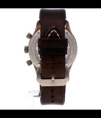 Zenith Horloge El Primero 43mm Pilot Cronometro Tipo CP-2 29.2240.405/18.C801OCC