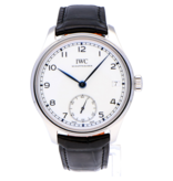 IWC Horloge Portugieser 43 Hand-Wound 8 Days Edition 150 years IW510212OCC