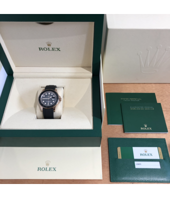 Rolex Horloge Oyster Perpetual Professional Yacht-master 40 126655OCC