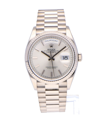 Rolex Horloge Oyster Perpetual Classic Day-Date 36 128239OCC