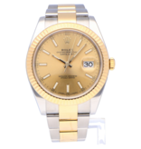 Rolex Horloge Oyster Perpetual Datejust II 41 126333OCC