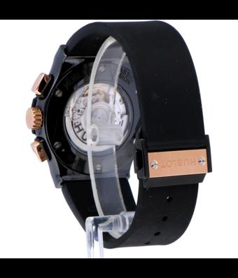 Hublot Horloge Classic Fusion 45mm Black Magic King Gold Chronograph 521.CO.1781.RXOCC