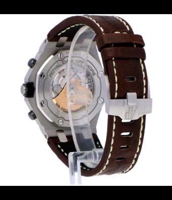 Audemars Piguet Horloge Royal Oak 42mm Offshore Chronograph 26470ST.OO.A801CR.01OCC