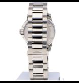 Longines Horloge Conquest 41mm Chronograph Roland Garros L3.700.4.79.6