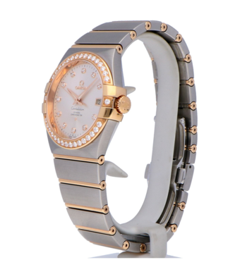 Omega Horloge Constellation 35mm Co-Axial 123.25.35.20.52.001