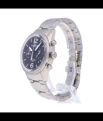 Bell & Ross Horloge Vintage WW1 45 mm Reserve de Marche BRWW197BLSTSCR