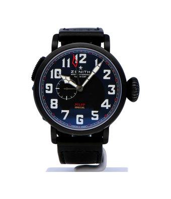 Zenith Horloge Pilot 48mm Type 20 Montre Aeronef 96.2430.693/21.C703