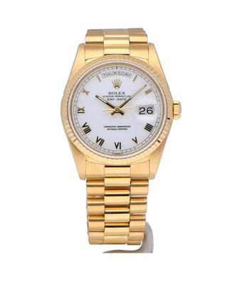 Rolex Oyster Perpetual Classic Day-Date 18238OCC