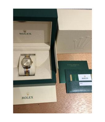 Rolex Horloge Oyster Perpetual Classic Datejust 31 278273-0013OCC