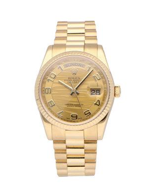Rolex Rolex Day-Date 36 118238OCC
