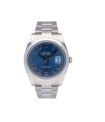 Rolex Rolex Datejust II 41 126300-0017OCC