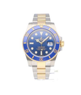 Rolex Horloge Oyster Perpetual Professional Submariner Date 116613LBOCC