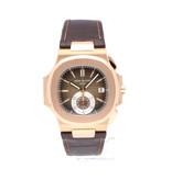 Patek Philippe Horloge Nautilus Men 5980R-001OCC