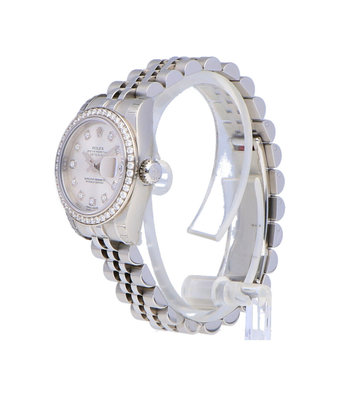 Rolex Horloge Oyster Perpetual Classic Lady-Datejust 26 179384-0021