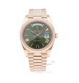 Rolex Horloge Oyster Perpetual Classic Day-Date 40 228235-0025OCC