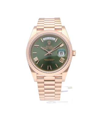 Rolex Rolex Day-Date 40 228235-0025OCC