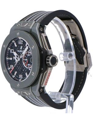 Hublot Horloge Big Bang Ferrari 45 mm Speciale Grey Ceramic 401.FX.1123.VR