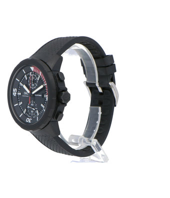 IWC Horloge Aquatimer 44 mm Chronograph 50 Years Science for Galapagos IW379505OCC