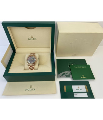 Rolex Rolex Day-Date 36 118235OCC