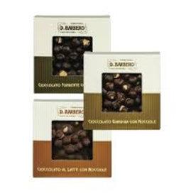 D.Barbero Cioccolato fondente con nocciole