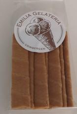 zakje Feuilletine-koekjes