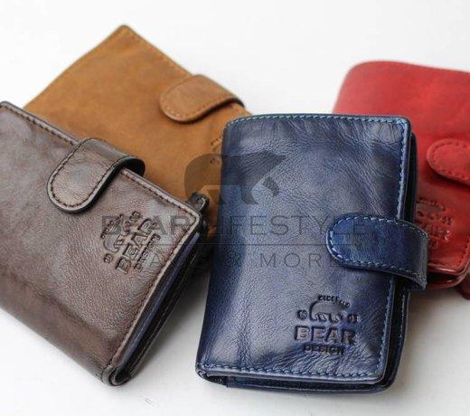 Alle heren portemonnees van Bear Design
