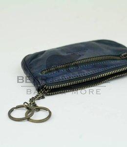 Bear Design Sleutel/Losgeld Etui CL7616 XL - Blauw