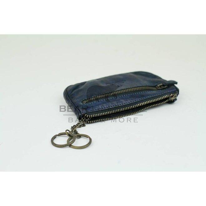 Sleutel/Losgeld Etui CL7616 XL - Blauw