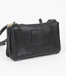 Bear Design Geldbörse Tasche / Umhängetasche Umi 1 CP4887 Schwarz