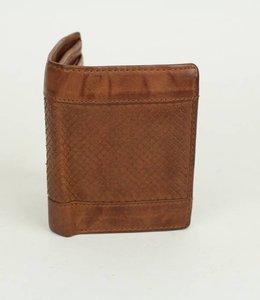 Bear Design Brieftasche GR10853 Cognac