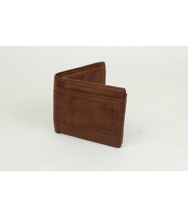 Bear Design Brieftasche GR11053 Cognac