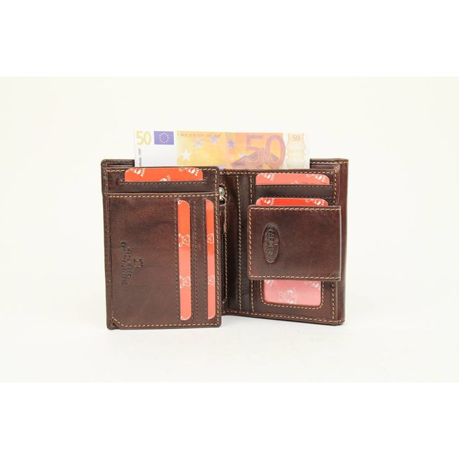 Portemonnaie Jill RO8116 Braun