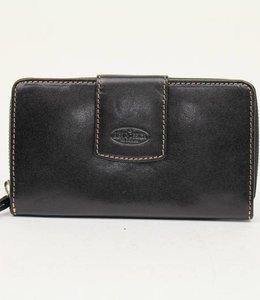 Bear Design Große Geldbörse RO2881 Schwarz
