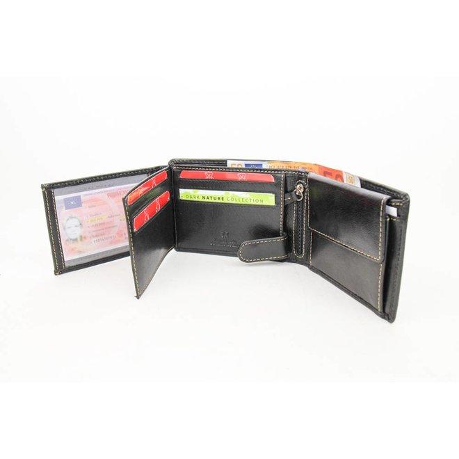 Brieftasche RO7254 Schwarz