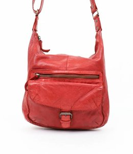 Bear Design CL32612 Rood - Schoudertas 'Anna'