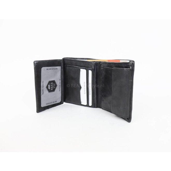Brieftasche hoch CL14985 Schwarz