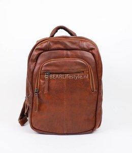 Bear Design CP1410 Rucksack 'Sunny' Cognac