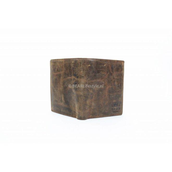 Billfold Hoog - Cognac VG7252