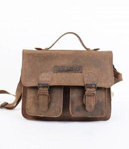 Bear Design Hand-/schoudertas klein SM30823 Bruin