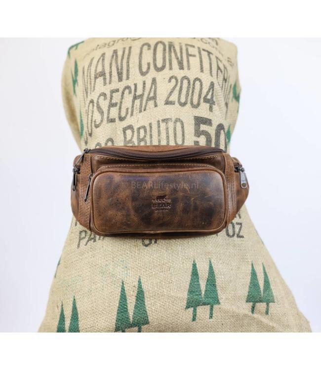 Bear Design Heuptas Cognac VG32887