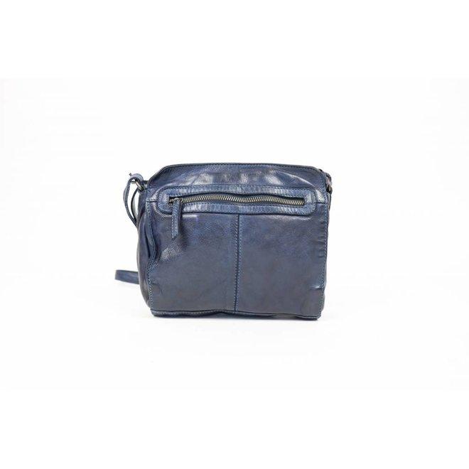 Klein schoudertasje CL35735 Blauw - 'Olivia'