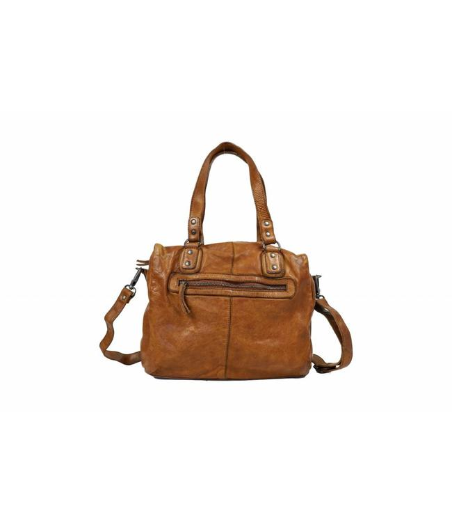 Bear Design Hand-/schoudertas CL35951 Cognac