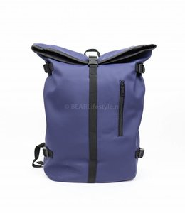New Rebels Rucksack Waterproof -  Blau 'Truckcloth'