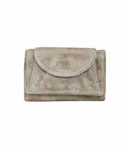Bear Design Mini Portemonnaie CL14914 Elephant Grey