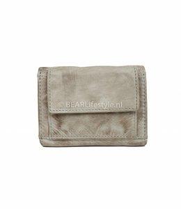 Bear Design Mini Portemonnaie CL14915 Elephant Grey
