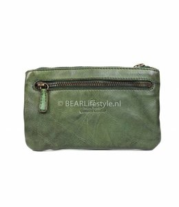 Bear Design Etui Groen - CL13130