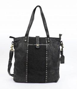 Bear Design Shopper/Schoudertas Grizzly 7151 Zwart